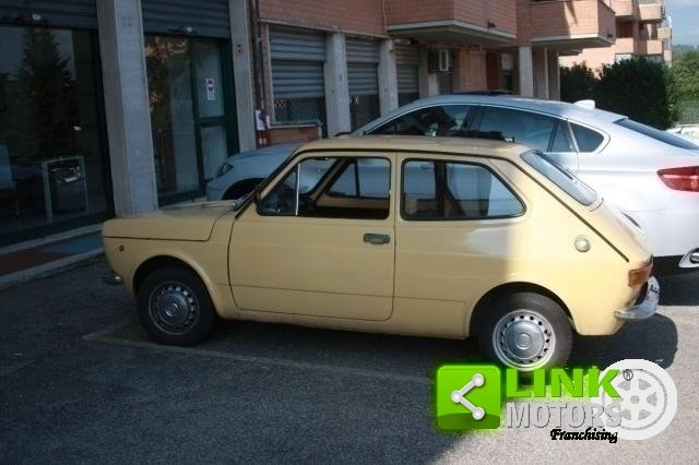 Fiat 127 del 1971 CERTIFICATA ASI For Sale (picture 5 of 6)