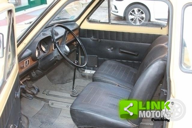 Fiat 127 del 1971 CERTIFICATA ASI For Sale (picture 6 of 6)