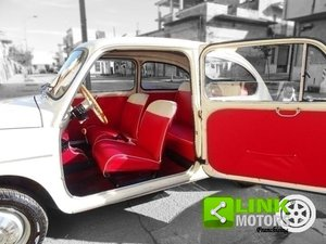 Fiat 600 D 0.8 del 1963 For Sale