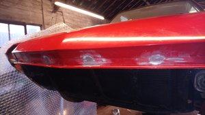 1987 FIAT X1/9 project car