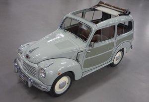 Fiat 500C Topolino Belvedere