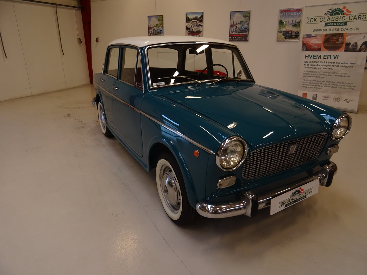 1963 Fiat 1100 D For Sale (picture 1 of 24)