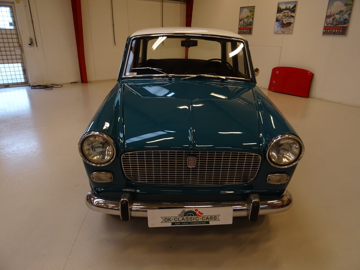 1963 Fiat 1100 D For Sale (picture 2 of 24)