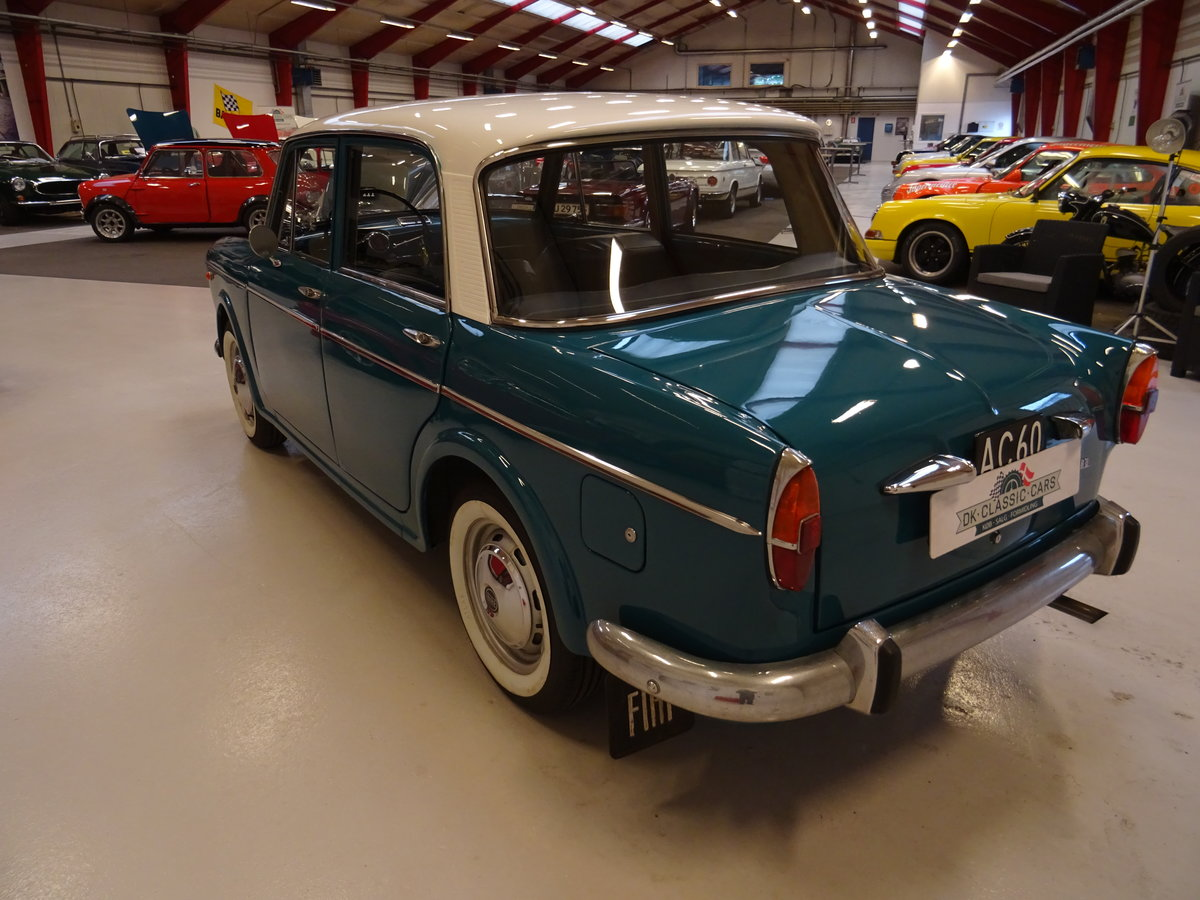 1963 Fiat 1100 D For Sale (picture 3 of 24)