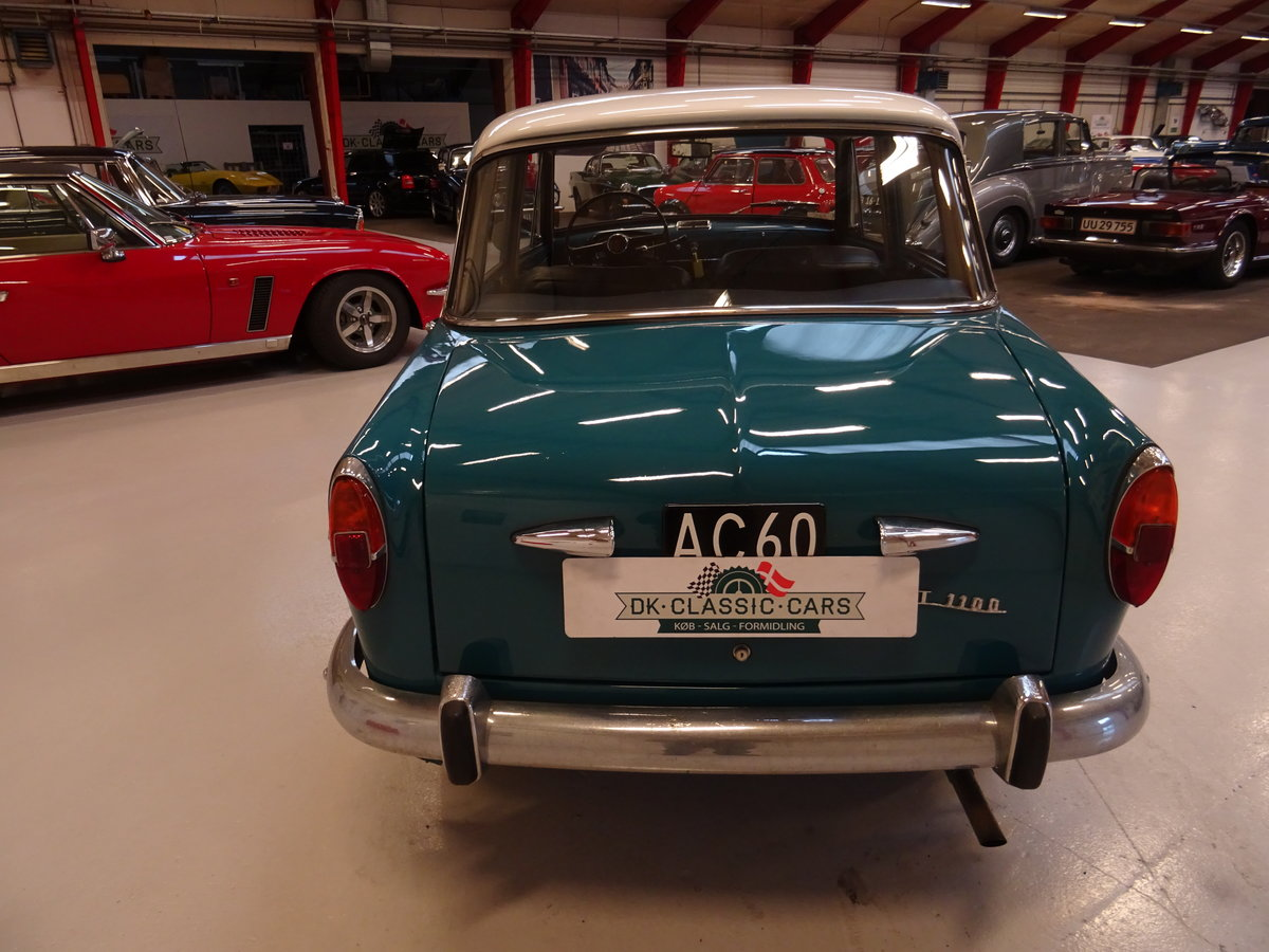 1963 Fiat 1100 D For Sale (picture 4 of 24)
