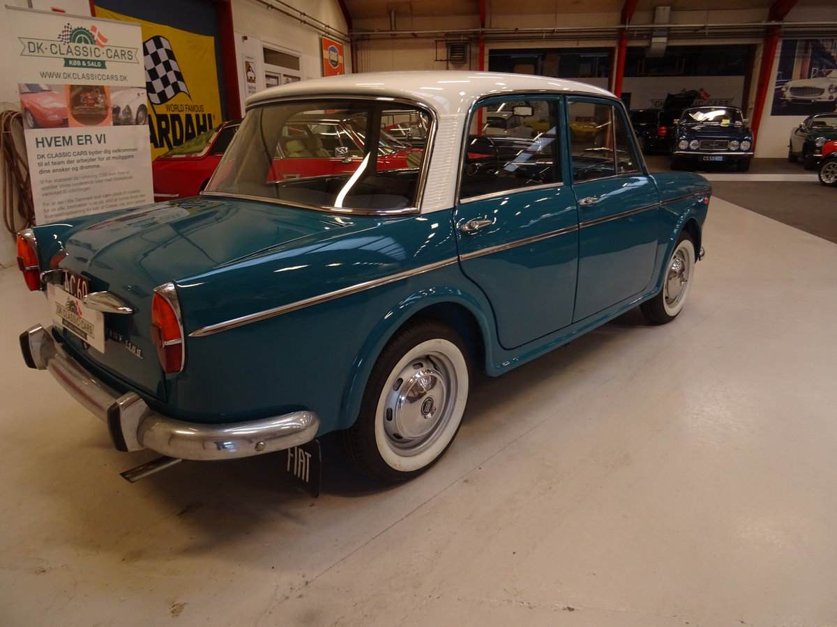 1963 Fiat 1100 D For Sale (picture 5 of 24)