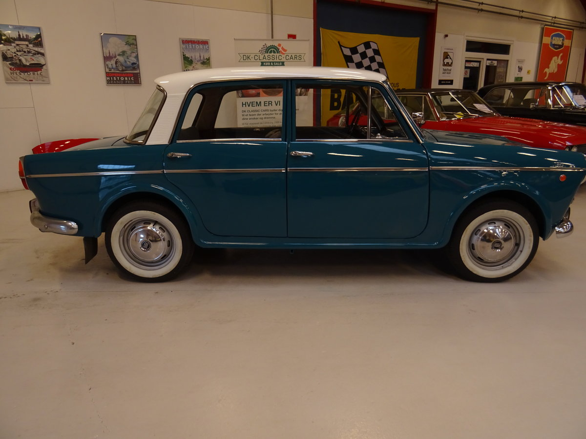 1963 Fiat 1100 D For Sale (picture 6 of 24)