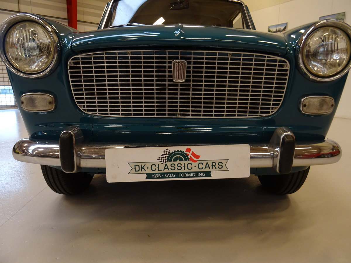 1963 Fiat 1100 D For Sale (picture 7 of 24)