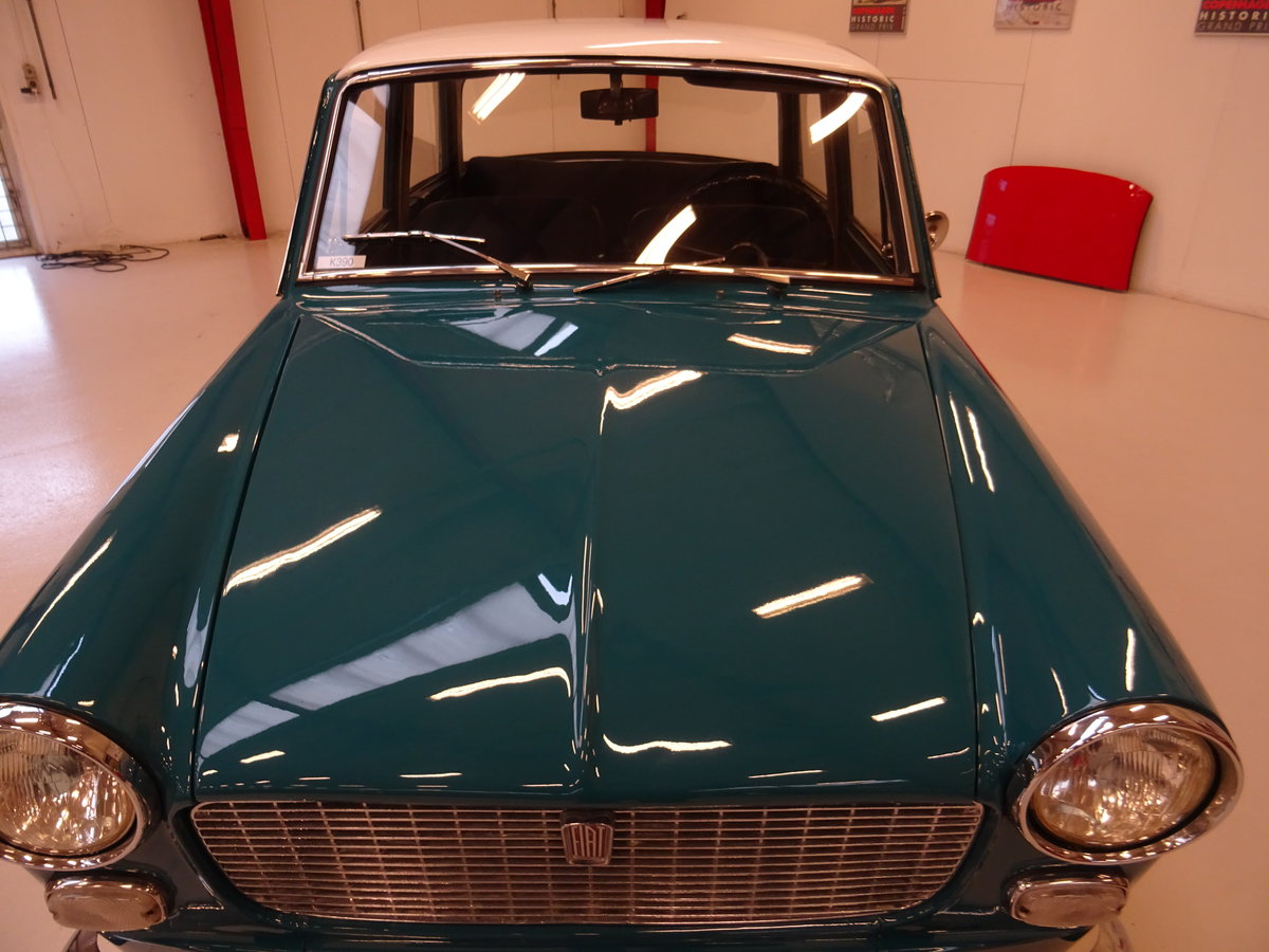 1963 Fiat 1100 D For Sale (picture 8 of 24)