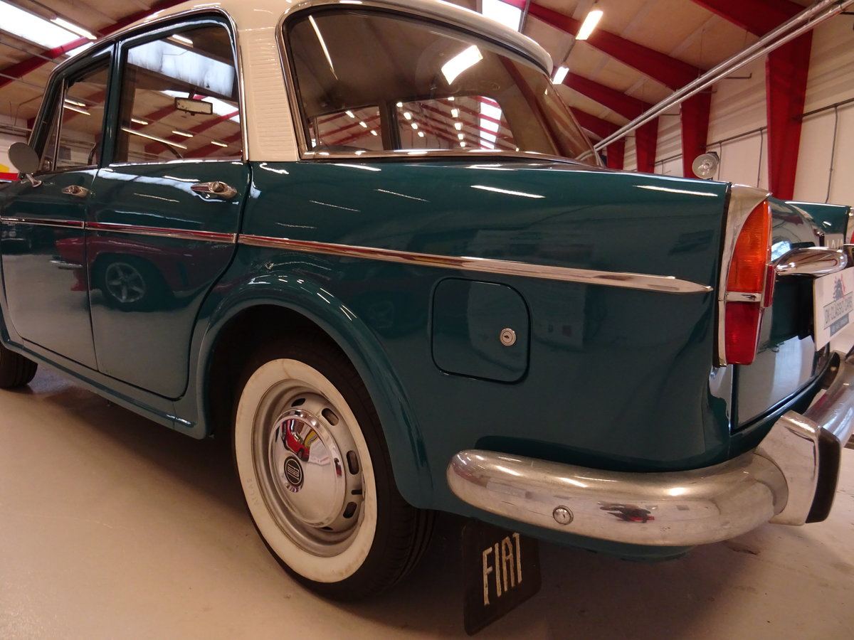 1963 Fiat 1100 D For Sale (picture 10 of 24)