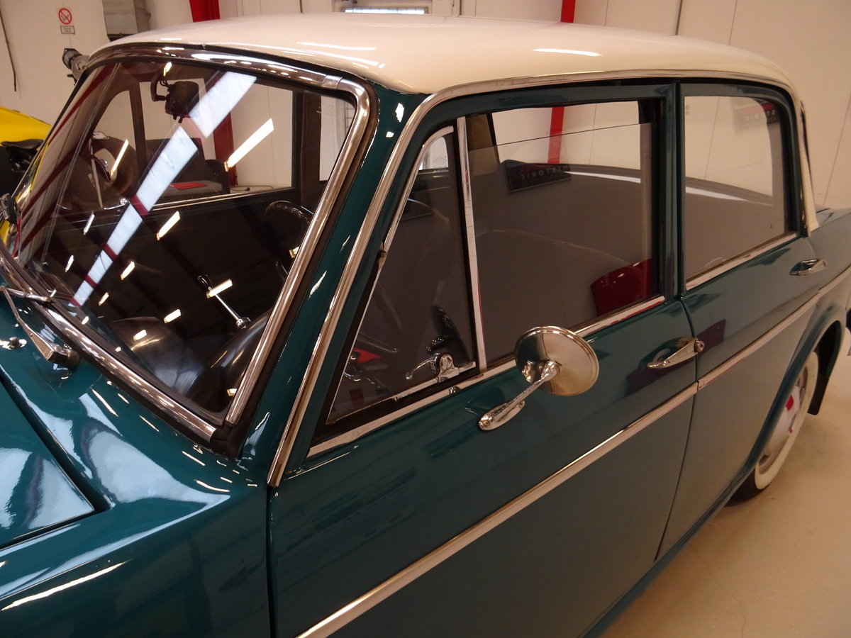 1963 Fiat 1100 D For Sale (picture 11 of 24)