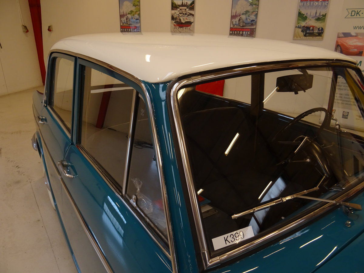 1963 Fiat 1100 D For Sale (picture 12 of 24)
