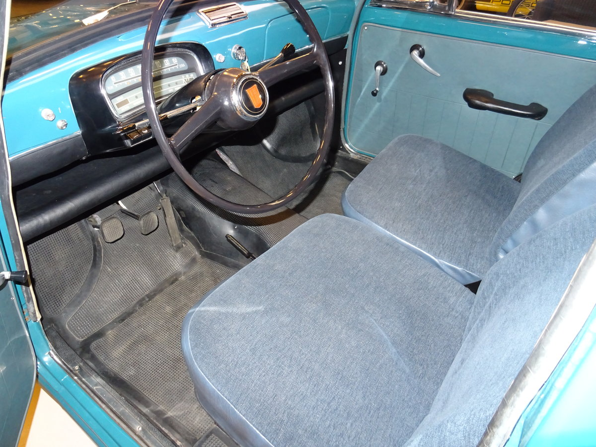 1963 Fiat 1100 D For Sale (picture 14 of 24)