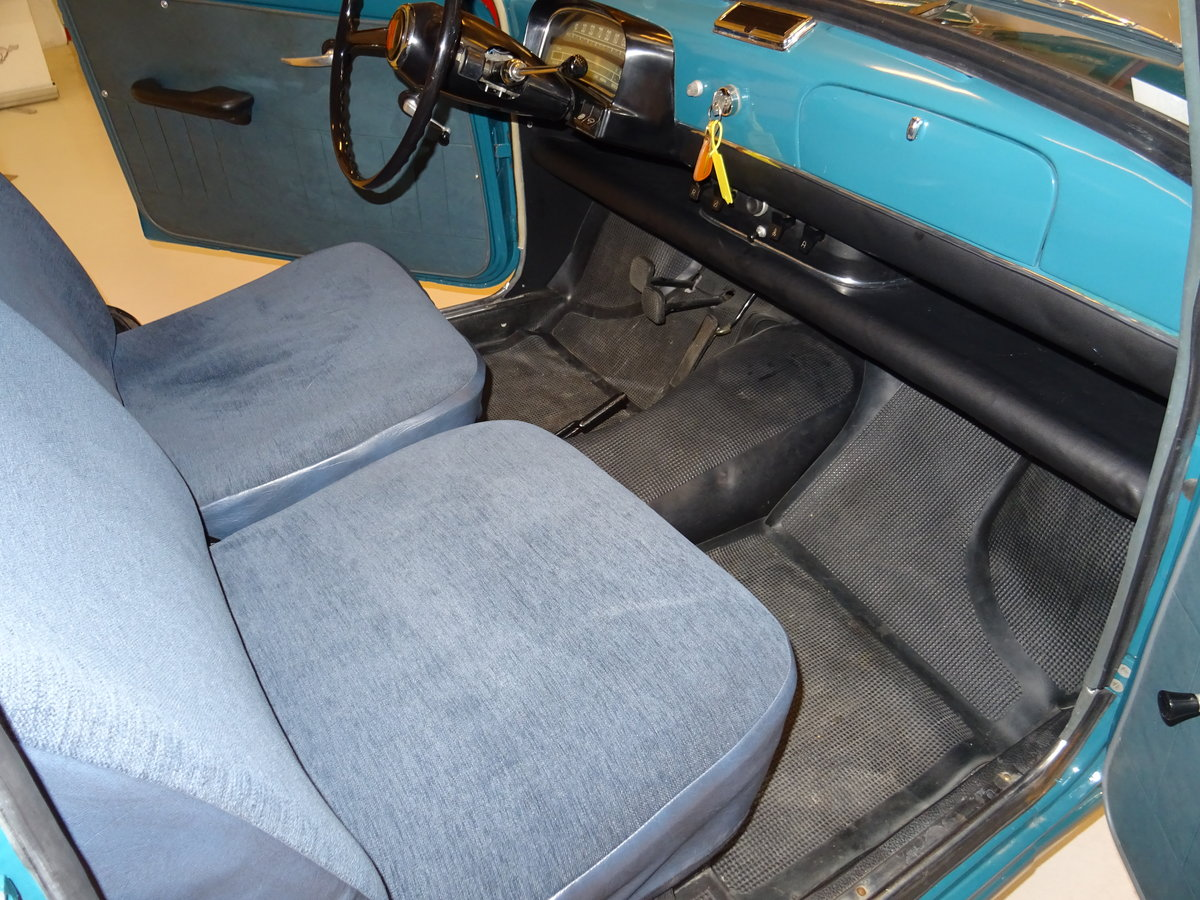 1963 Fiat 1100 D For Sale (picture 15 of 24)