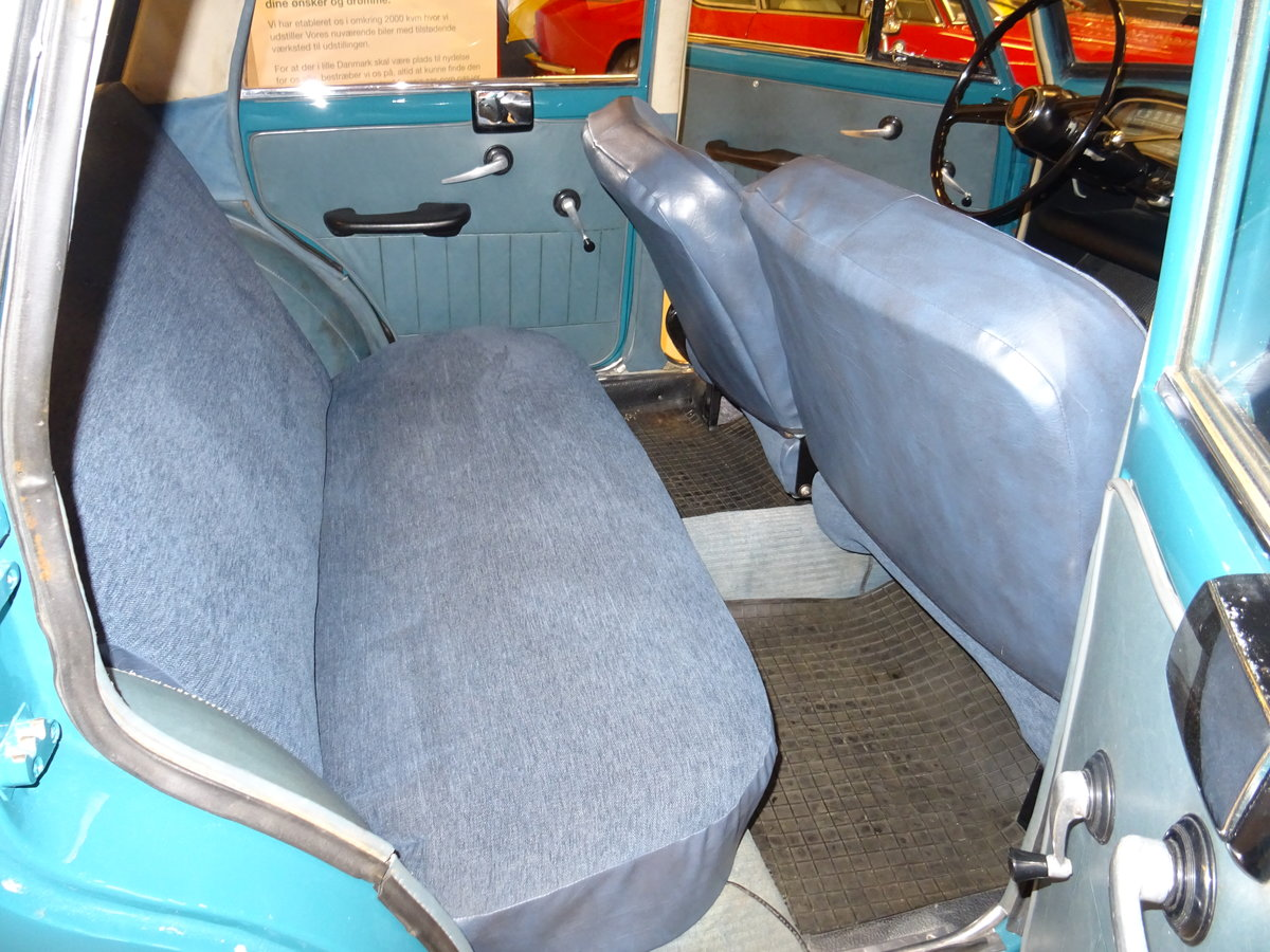 1963 Fiat 1100 D For Sale (picture 17 of 24)