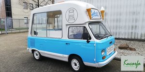 1983 Fiat 900T/E Morrison Ice Cream Van, Foodtruck