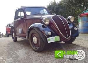 1939 Fiat Topolino A For Sale