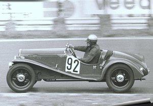 FIAT BALILLA 508S Coppa d'Oro