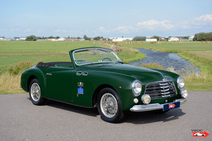 1949 Fiat 1100 B Cabriolet Stabilimenti Farina - One-Off For Sale