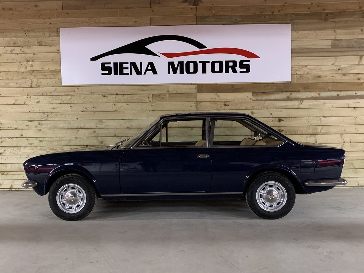 1971 Fiat 124 Sport Coupe (BC) For Sale (picture 1 of 6)