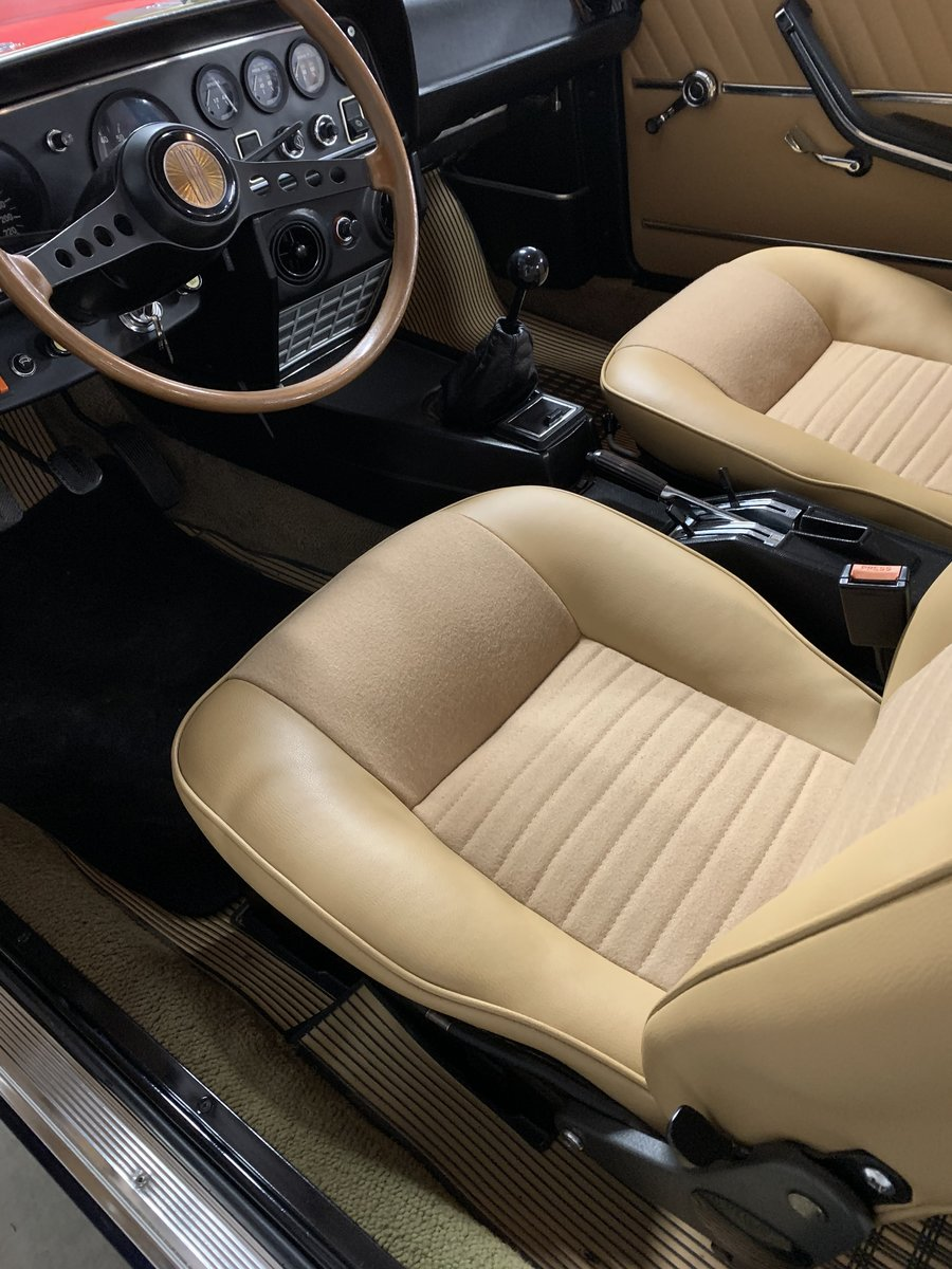 1971 Fiat 124 Sport Coupe (BC) For Sale (picture 6 of 6)