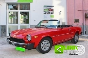 1982 Fiat 124 Spider America COMPLETA!!! For Sale