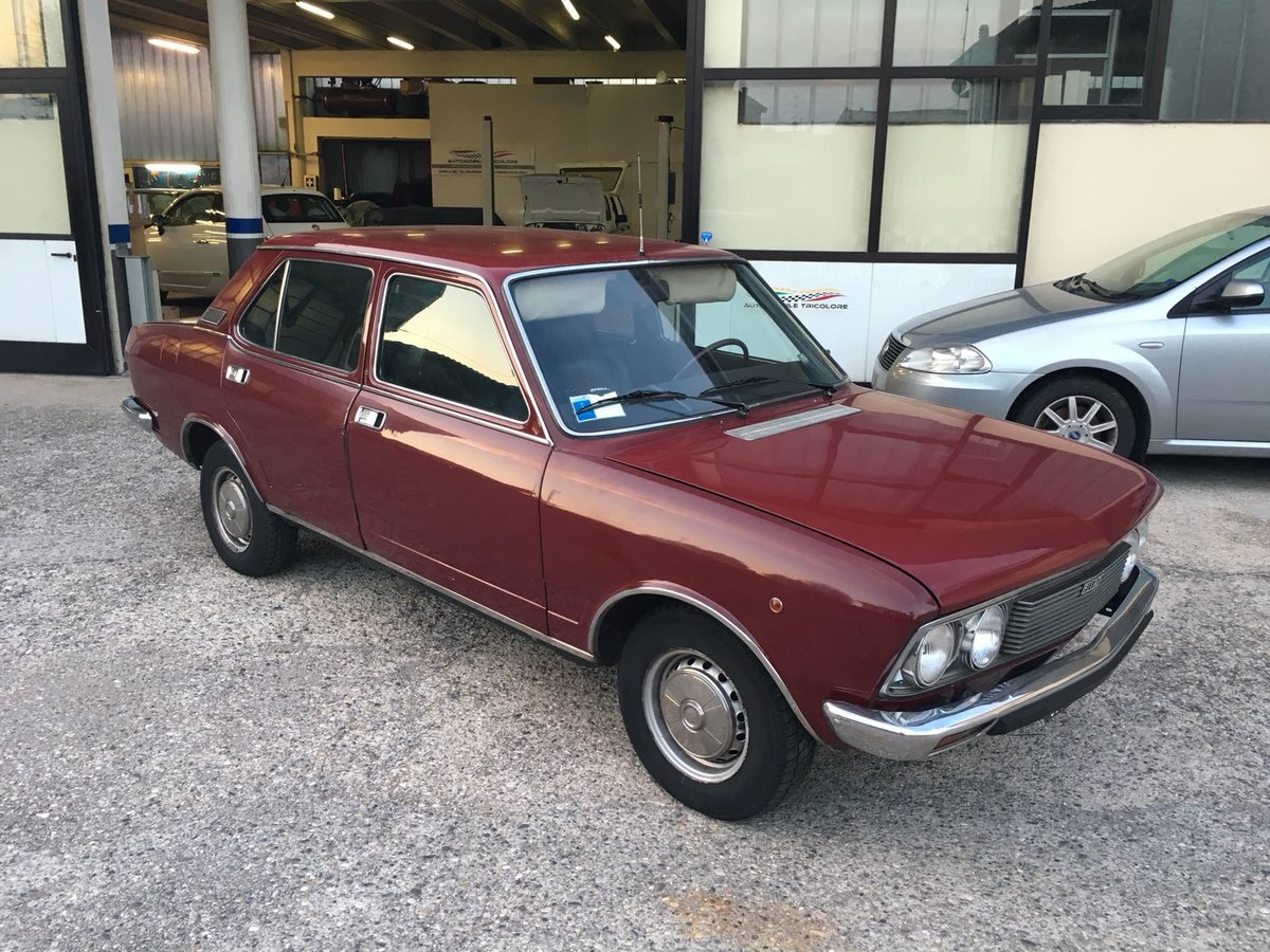 1972 Fiat 132 1.8 first series - air conditioned For Sale (picture 1 of 6)