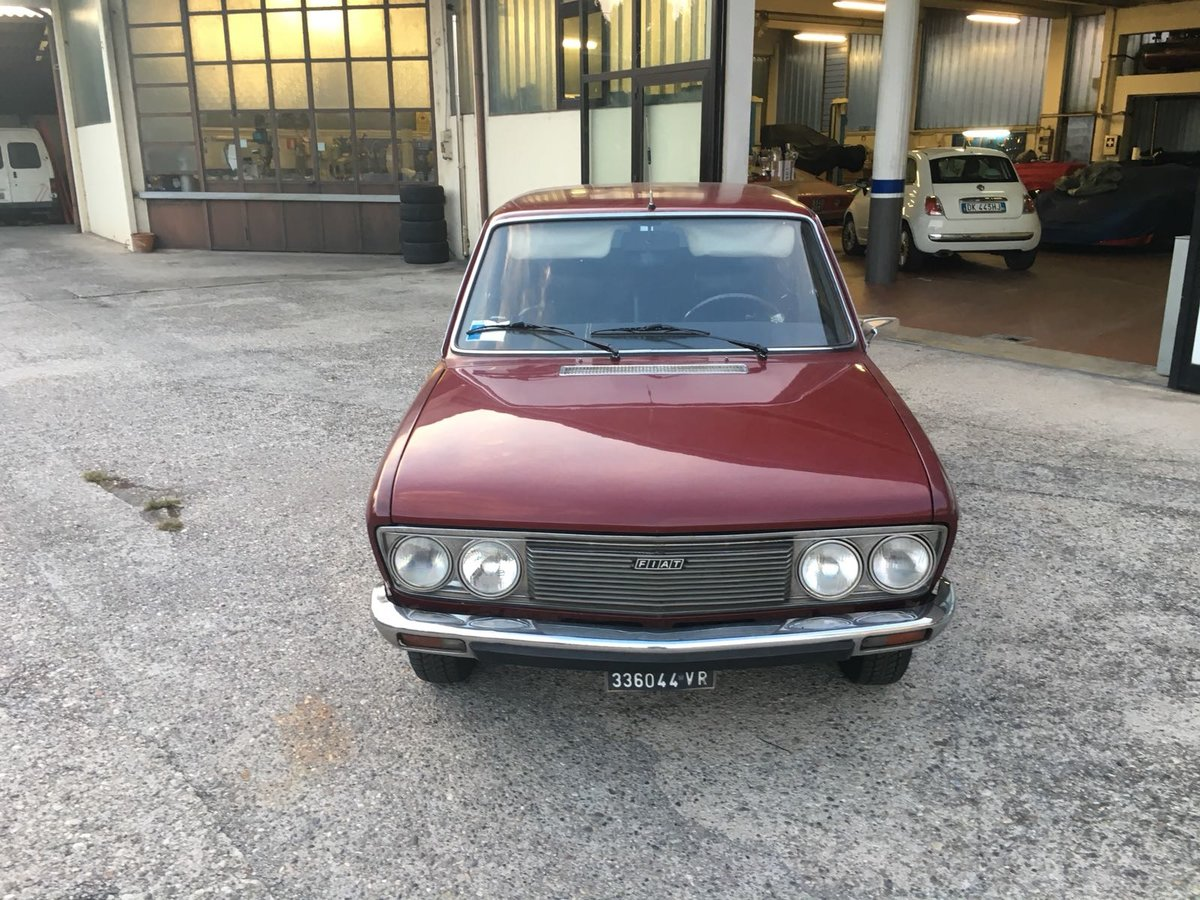 1972 Fiat 132 1.8 first series - air conditioned For Sale (picture 2 of 6)