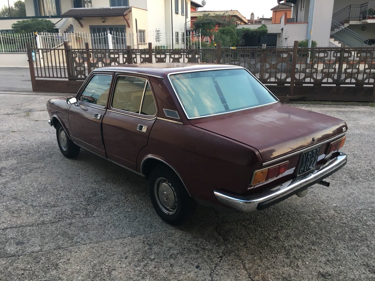 1972 Fiat 132 1.8 first series - air conditioned For Sale (picture 3 of 6)