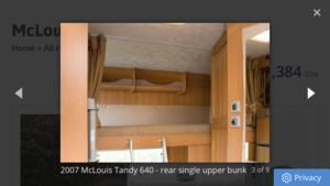 2007 McLouis Tandy 640