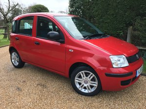 2011 Fiat Panda 1.2 Active SOLD