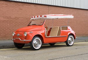 1967 Fiat 500 Jolly (LHD) For Sale