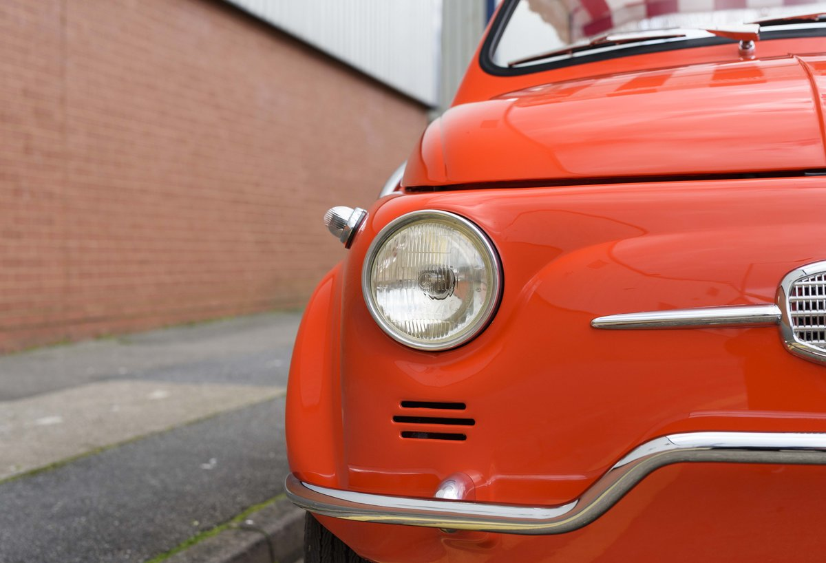 1967 Fiat 500 Jolly (LHD) For Sale (picture 10 of 22)