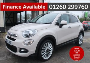 Picture of 2015 FIAT 500X 1.6 MULTIJET LOUNGE 5DR SOLD