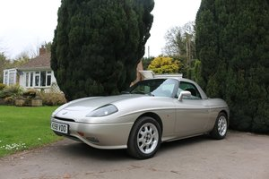 1996 BEAUTIFUL FIAT BARCHETTA,Just 45k miles.
