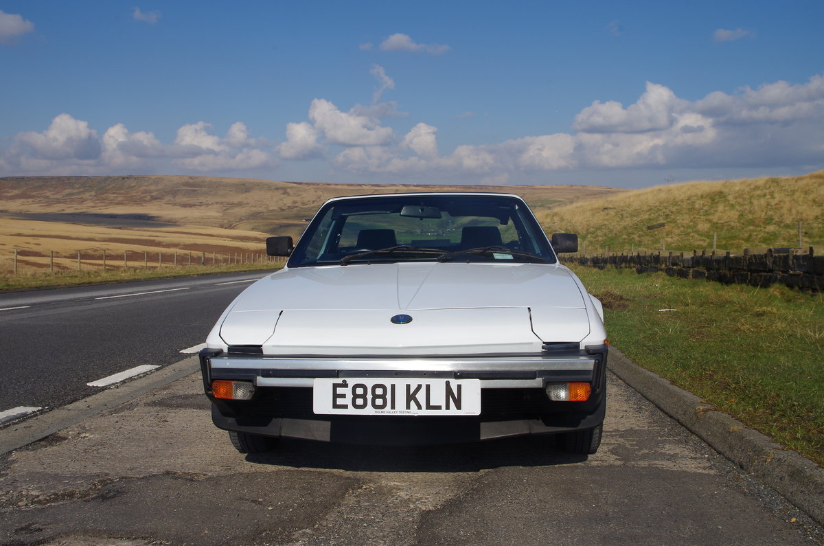 1988 Bertone Fiat X1/9 1500  SOLD (picture 3 of 6)