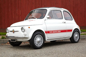 Fiat 595 abarth replica
