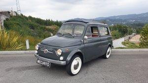 Fiat 500Giardiniera - 1966