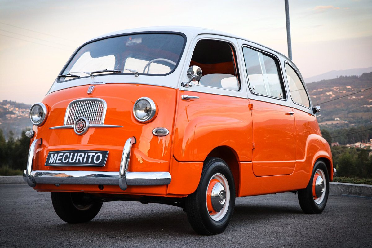 Fiat 600 Multipla - 1959 For Sale (picture 1 of 6)