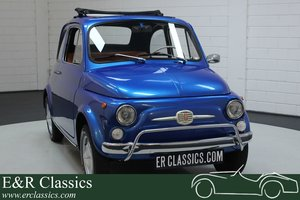 Fiat 500 L 1968 In beautiful condition For Sale