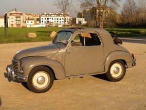 1947 Fiat topolino 500 c