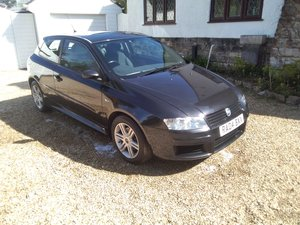 Fiat Stilo ABARTH 2.4 5CYL Black