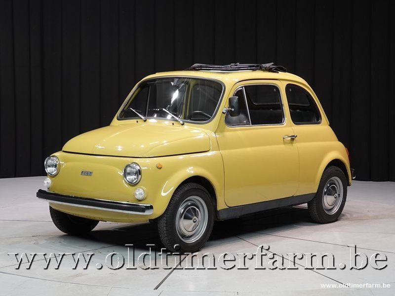 1974 Fiat 500 F '74 For Sale (picture 1 of 6)