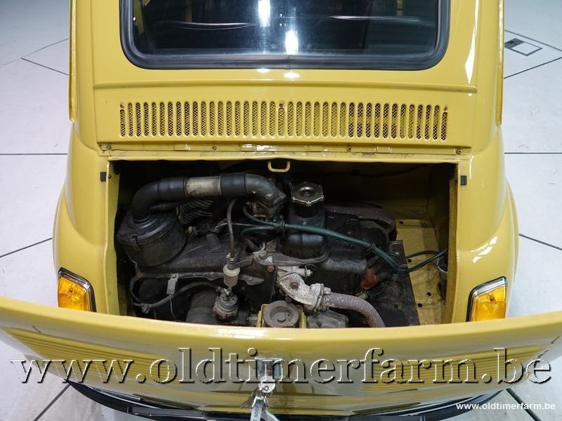 1974 Fiat 500 F '74 For Sale (picture 6 of 6)