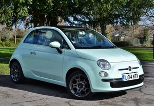 16 Fiat 500 Automatic 1 lady owner just 6,600 miles from new