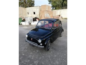 Picture of 1970 - Fiat 500 L - Black For Sale