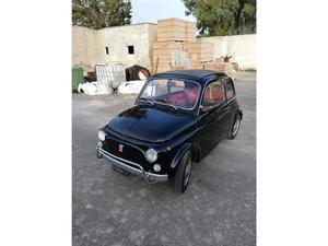 1970 - Fiat 500 L - Black