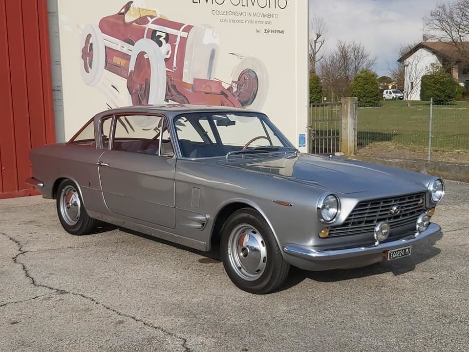 1967 Fiat 2300 S Coupè For Sale (picture 1 of 6)