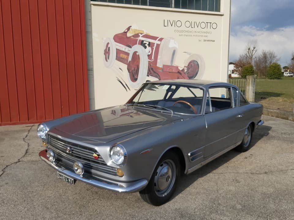 1967 Fiat 2300 S Coupè For Sale (picture 2 of 6)