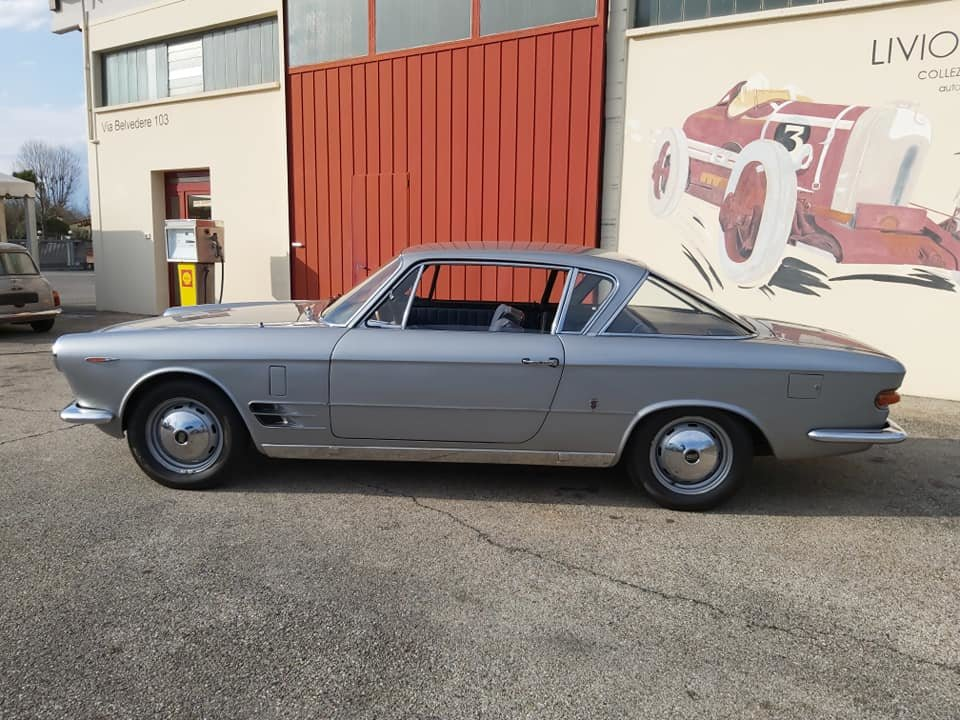 1967 Fiat 2300 S Coupè For Sale (picture 3 of 6)
